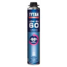 Профессиональная Пена Зимняя Tytan LOW EX 60