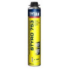 Клей для теплоизоляции Tytan STYRO 753, 750 мл