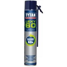 Монтажная Пена Tytan Lexy 60, 750 мл